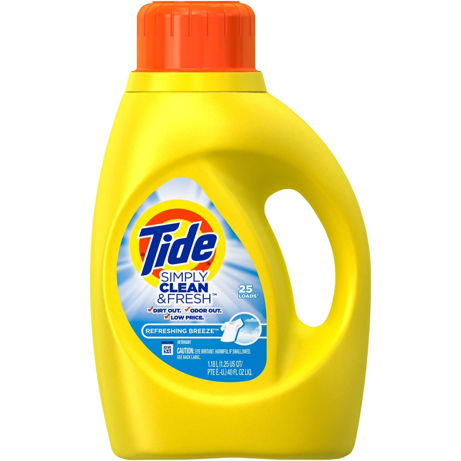 Laundry tide coupons