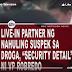"Breaking: Live-in Partner Ng Nahuling Suspek Sa Droga ""Security Detail"" Ni VP Robredo"