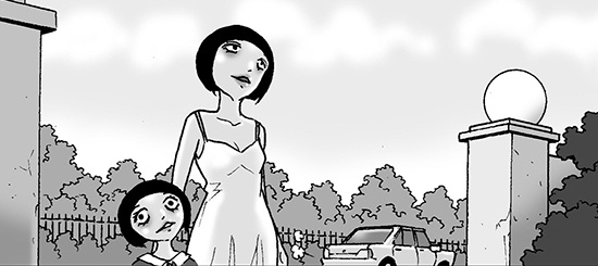 Silent Horror chap 27: Gia đình búp bê