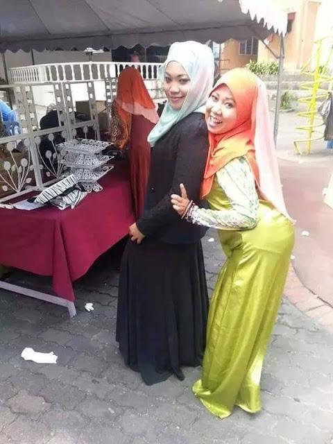 PANAS Gambar Gadis Melayu Yang Keterlaluan Yang Tak SEPATUTNYA Berada Di LAMAN SOSIAL Gambar No 4 Memang MELETOP