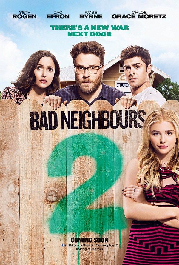BAD NEIGHBORS 2 SORORITY RISING (2016) เพื่อนบ้าน มหา(บรร)ลัย 2