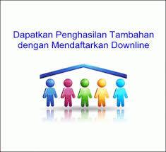 Cara Mendaftarkan Downline Pulsa