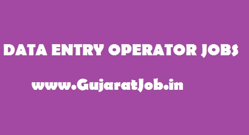 DATA ENTRY OPERATOR JOBS