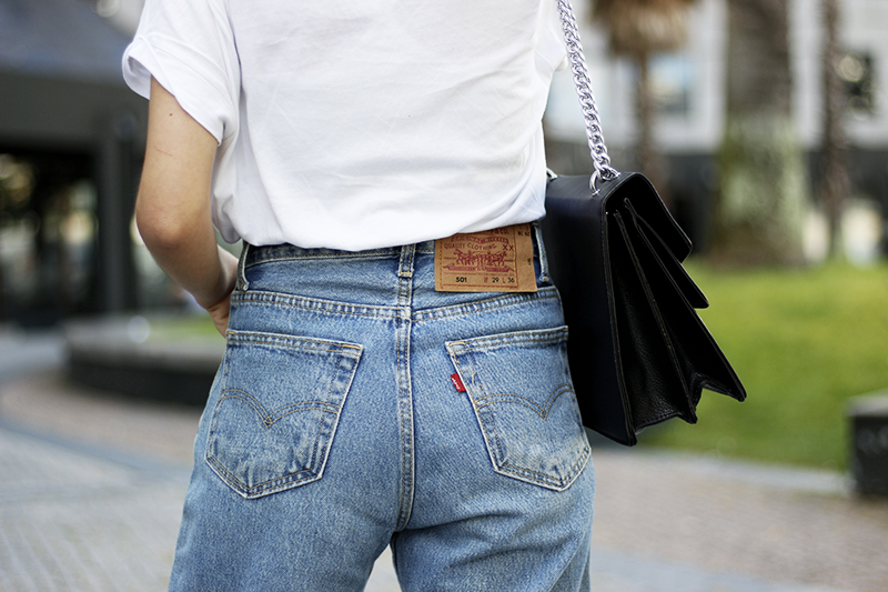 How To Find The Perfect Pair Of Vintage Levis