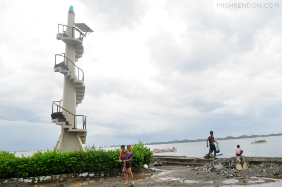 When In Alaminos Pangasinan - Hundred Islands Lighthouse