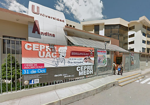 Universidad Andina del Cusco - UAC
