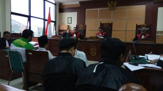 Saksi Pelapor Yakin Pendeta Saifuddin Terbukti Nistakan Islam