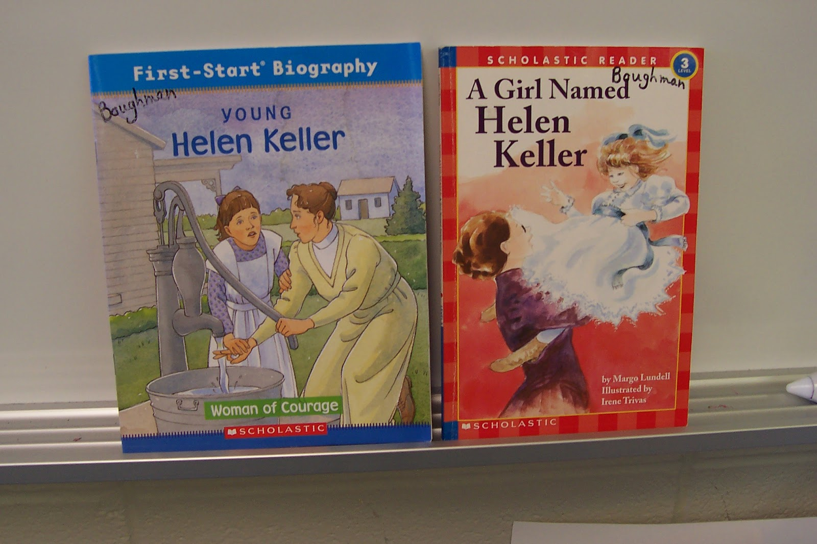 Sappington Stars Helen Keller Biographies And Sign