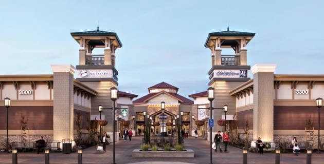 Gilroy Premum Outlet San Francisco