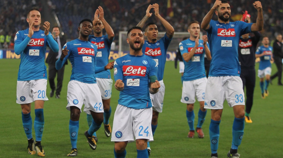 DIRETTA streaming NAPOLI-SHAKHTAR dove vederla LIVE Web e in TV