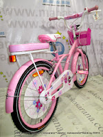 City Bike Family Daisy 20 Inci