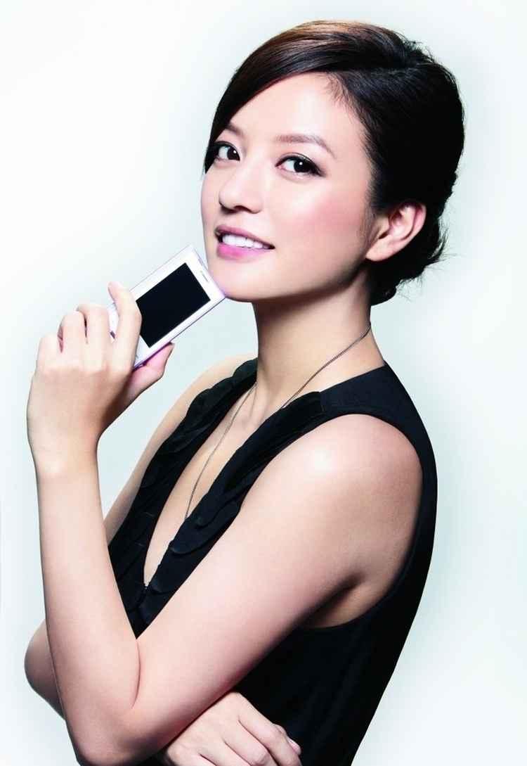 Chinese Actress Vicki Zhao Wei