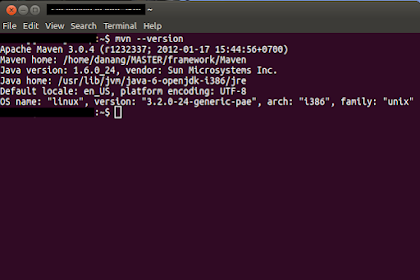 Cara Install Maven 3 di Ubuntu atau Linux