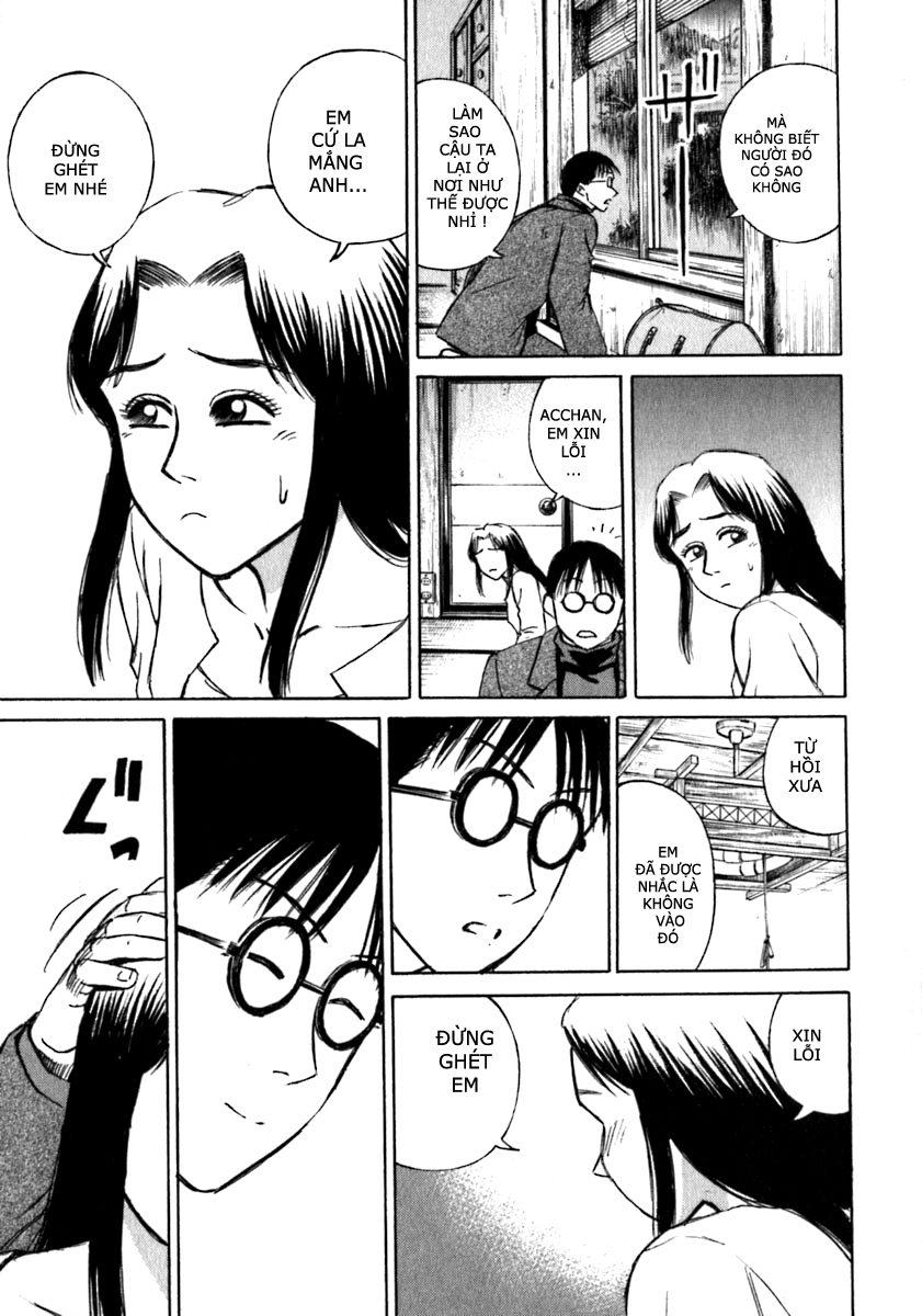 Higanjima chapter 40 trang 9