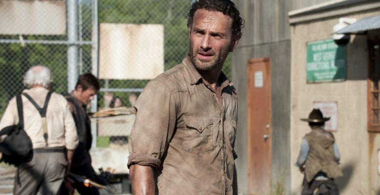 Dünden Bugüne The Walking Dead! Rick Grimes - Daryl Dixon