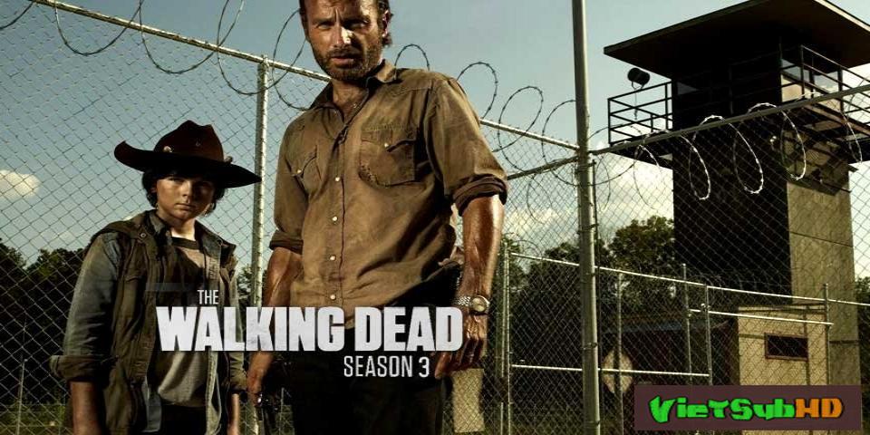 Phim Xác Sống 3 Hoàn tất (16/16) VietSub HD | The Walking Dead - Season 3 2012