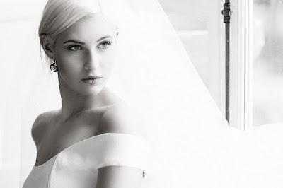 foto sposa modella