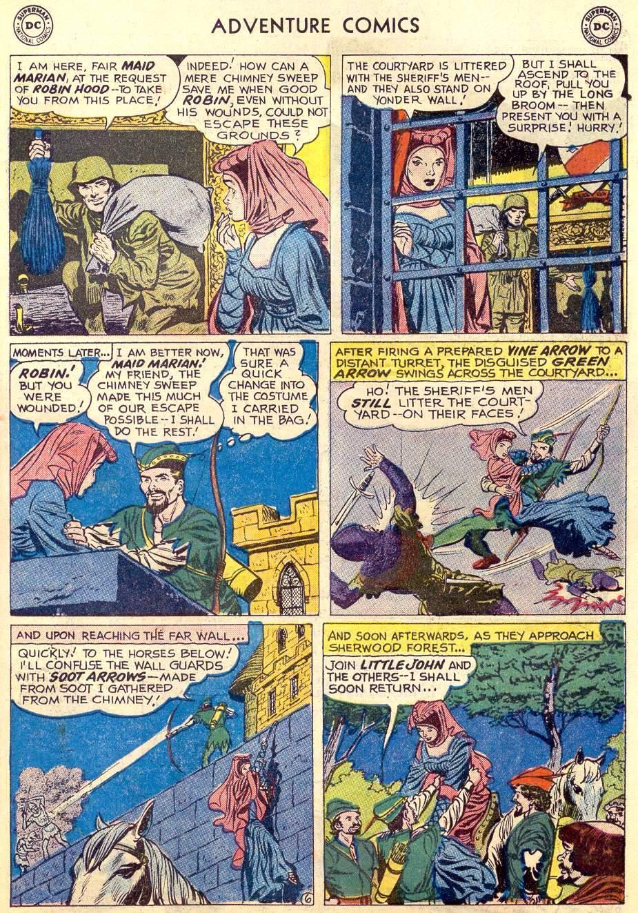 Read online Adventure Comics (1938) comic -  Issue #264 - 31