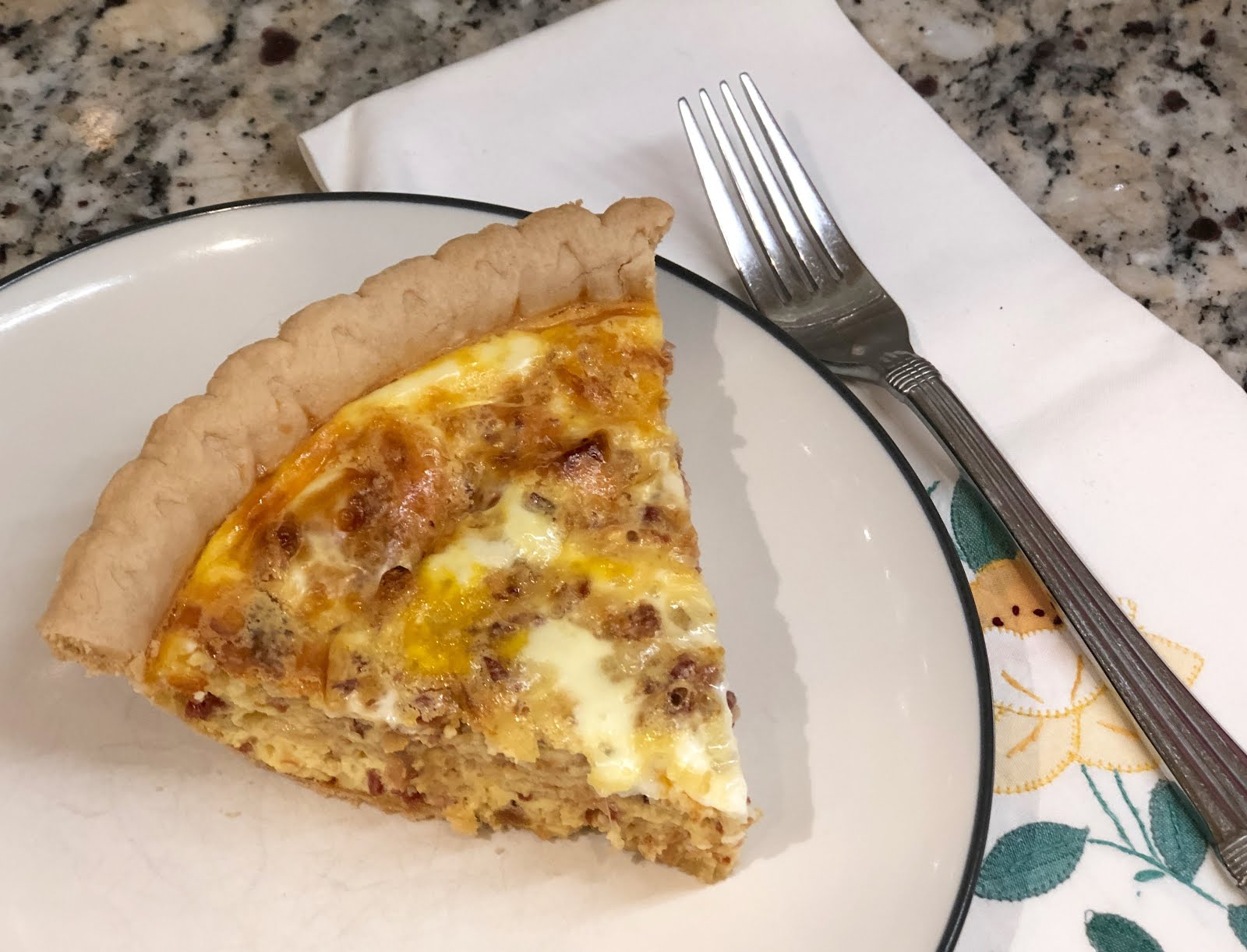Magnolia Mamas : Kitchen Confessions: Easy Quiche Recipes