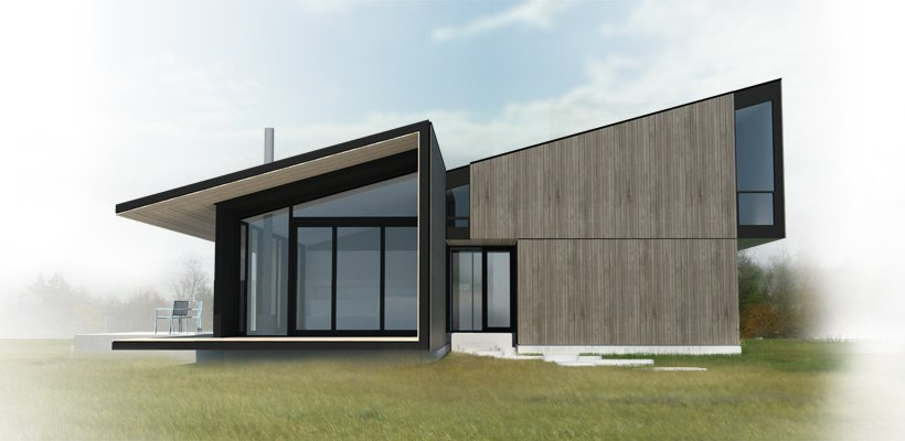 Casas marbella constructora for Casa moderna 140 m2
