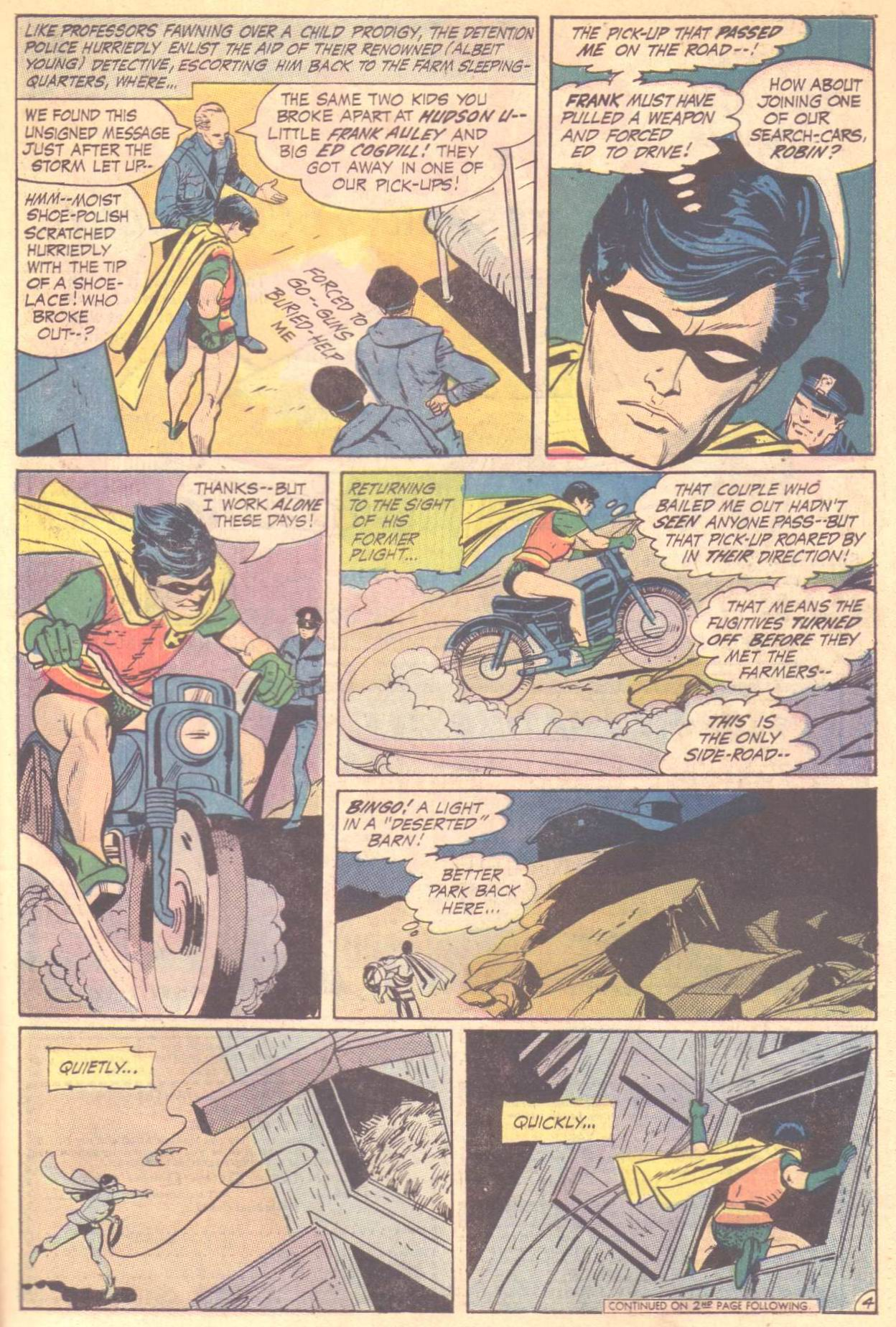 Detective Comics (1937) 403 Page 26