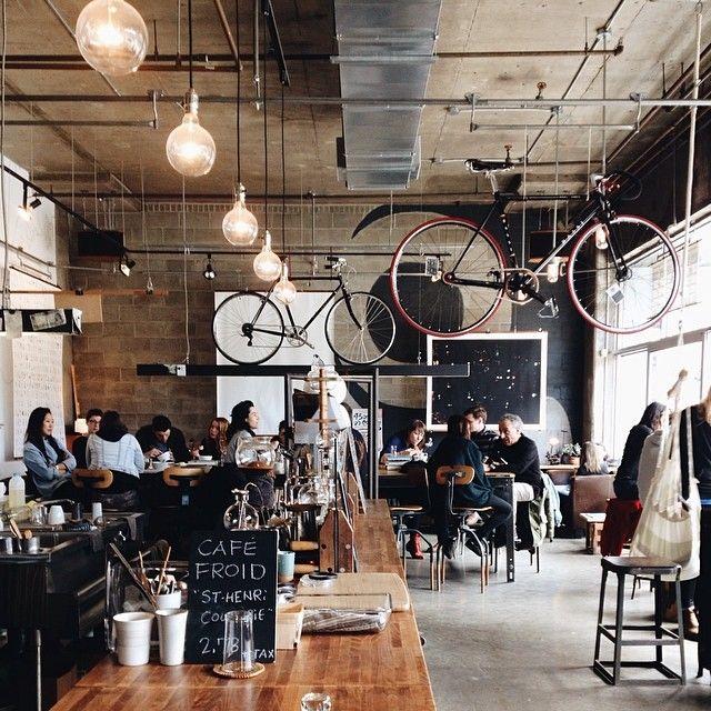 Cuatro cafés con encanto