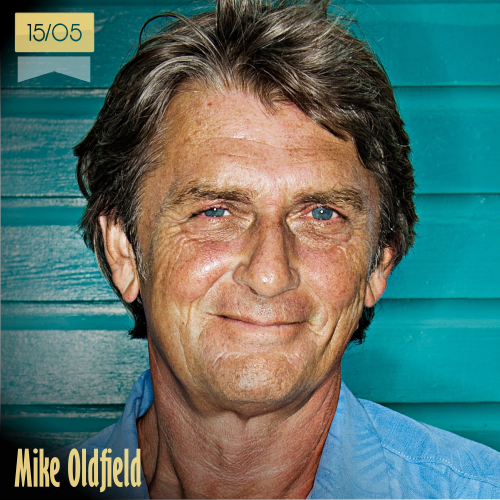 15 de mayo | Mike Oldfield - @oldfield_mike | Info + vídeos