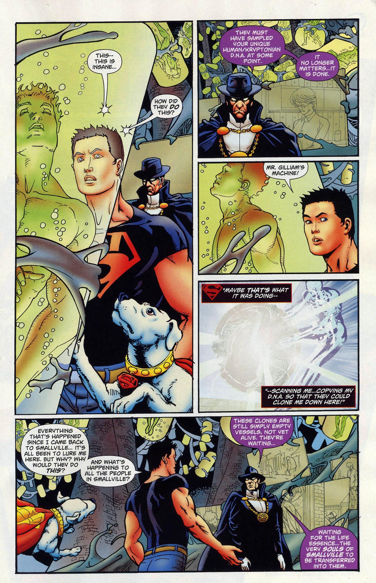 Superboy [I] Issue #9 #9 - English 29