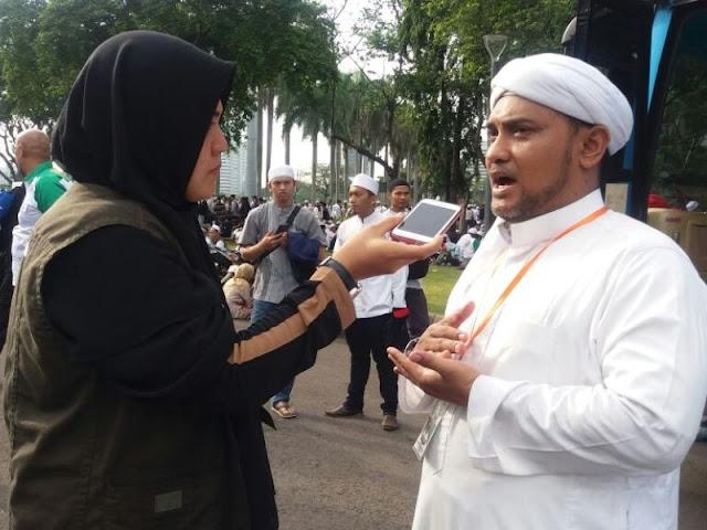 Habib Novel Sebut Persekusi #2019GantiPresiden Bisa Dipidana