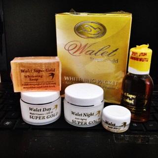 Walet Super Gold 24K Premium