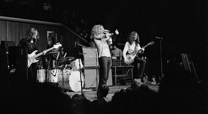 O Led Zeppelin não é, nem nunca foi, um