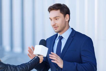 5 powodów dlaczego szef firmy nie musi rozmawiać z mediami