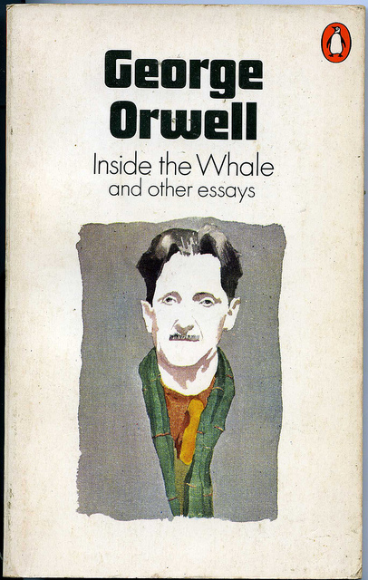inside the whale and other essays Inside the whale and other essays by george orwell starting at $185 inside the whale and other essays has 2 available editions to buy at alibris.