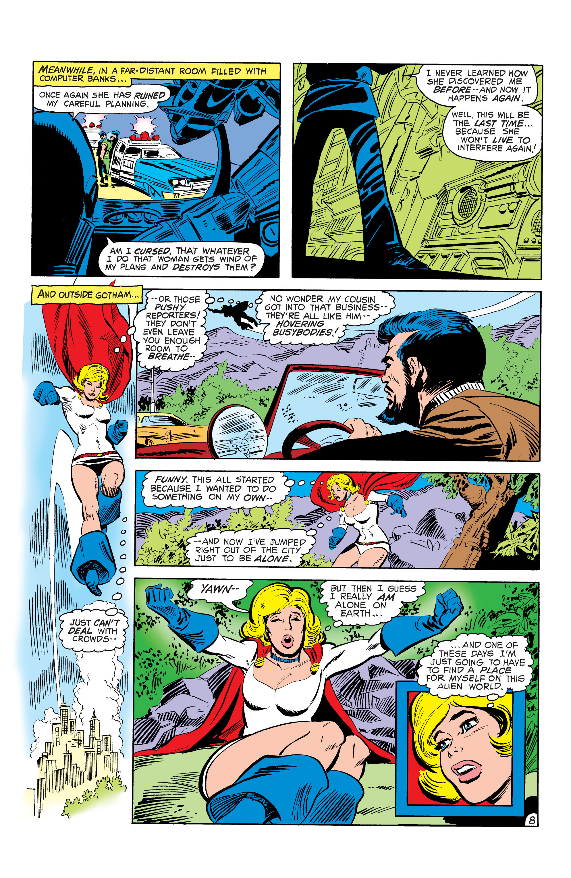 Read online Showcase comic -  Issue #97 - 9