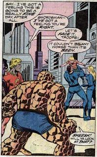 Fantastic Four 150 Inhumans
