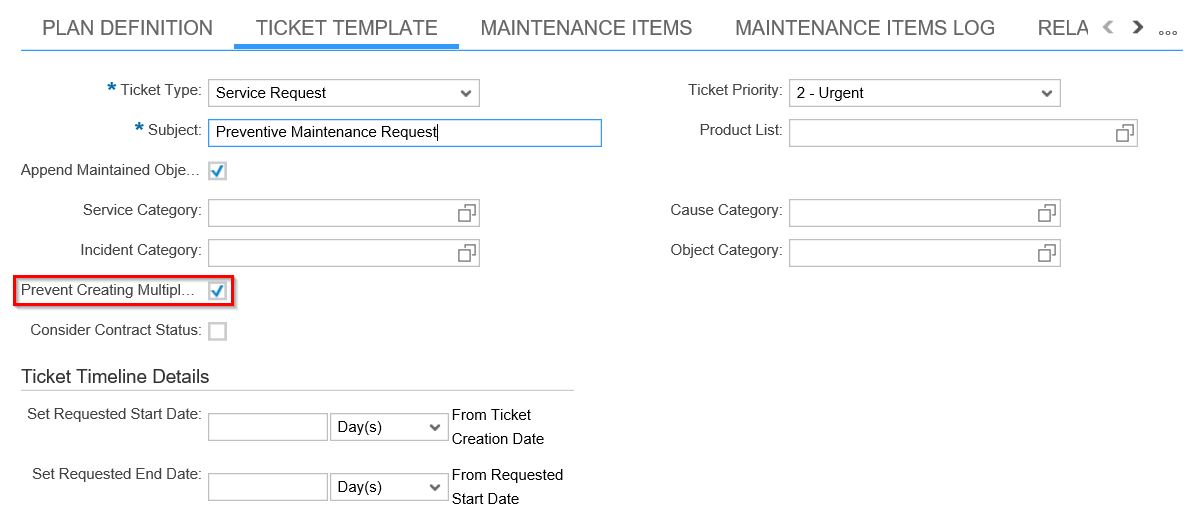 Tenant maintenance request form template. Maintenance Plans As Part Of The Customer Experience Acorel