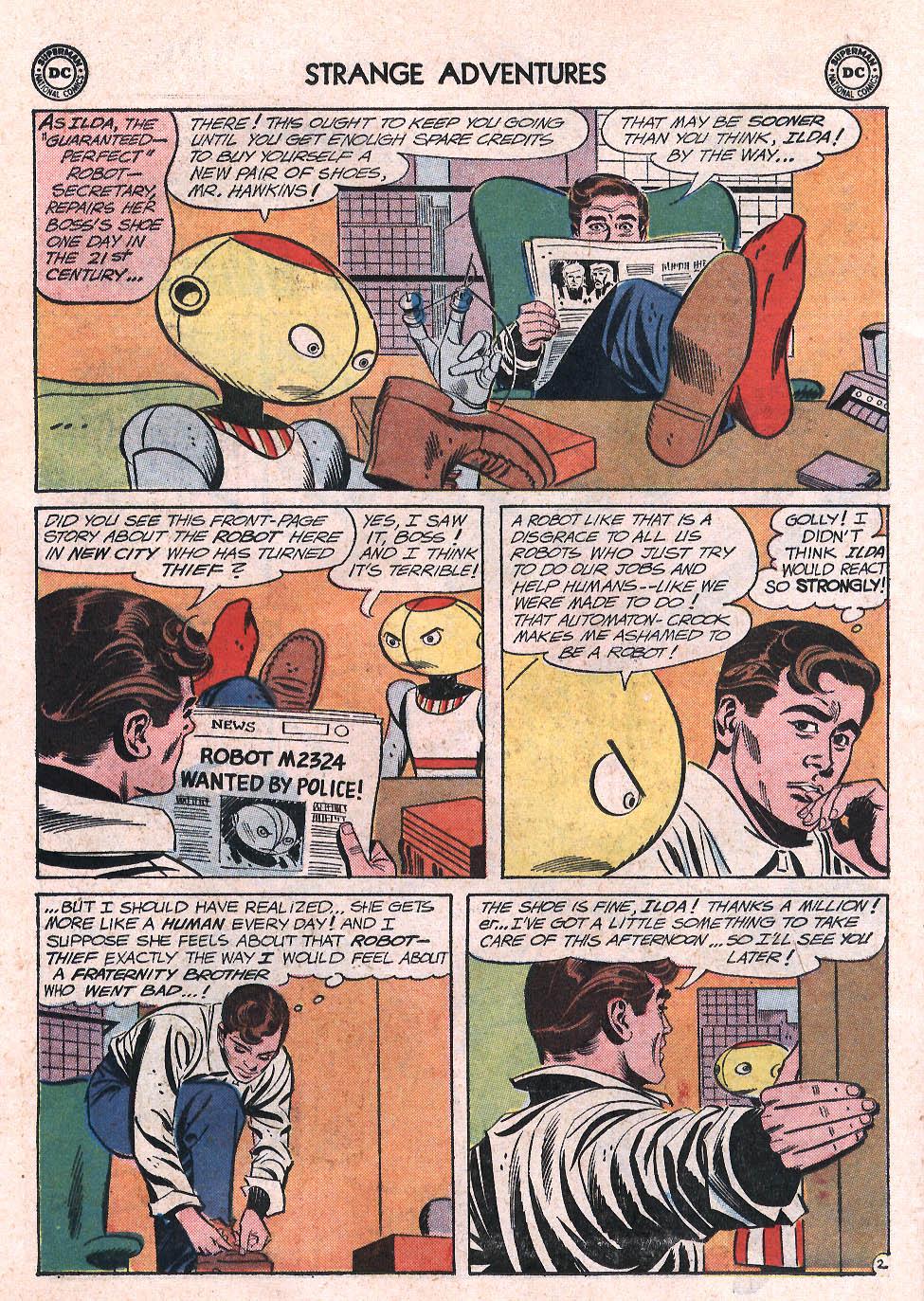 Strange Adventures (1950) issue 137 - Page 26