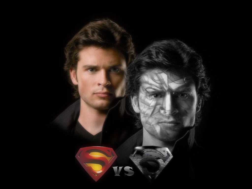 Smallville Clark Vs Bizzaro - YouTube