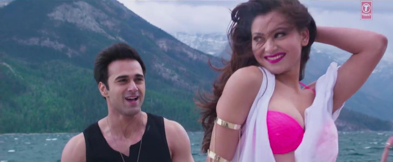 Sanam Re Movie Wallpaper 11: Urvashi Rautela And Pulkit Samrat IN Sanam RE Movie