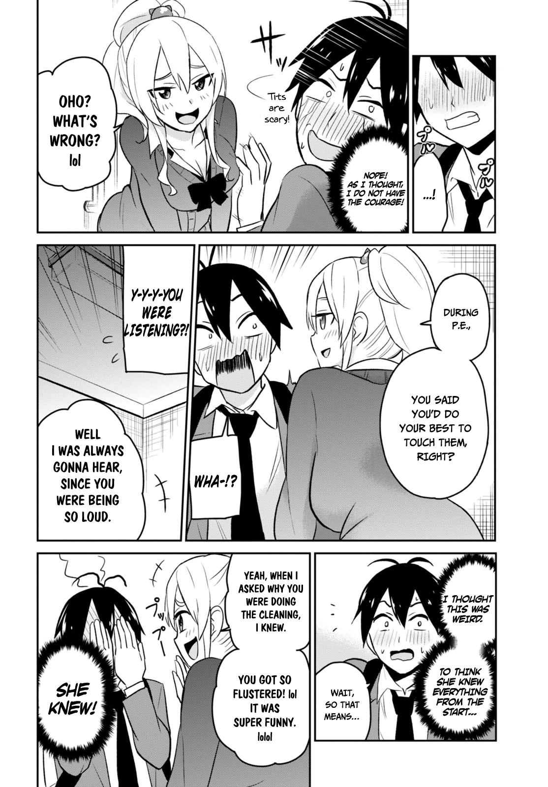 Hajimete no Gal - Chapter 12