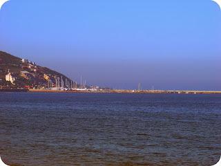 Uma das Calmas Praias de Piriápolis