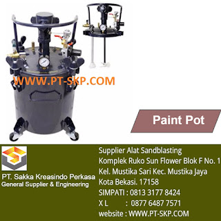 Jual Paint Pot - supplier sandblasting | Tokopedia