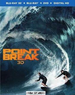 Point Break (2015) Hindi Dual Audio Movie 160Mb hevc BRRip