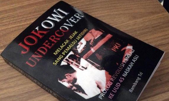 Bambang Sadono, anggota DPD yang juga abang Bambang Tri Mulyono, menyebut buku Jokowi Undercover tidak sesuai fakta