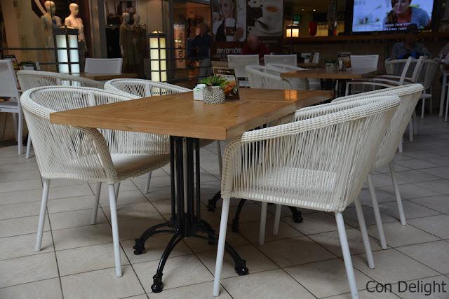 שולחנות בקפה פלפלת Pilpelet tables