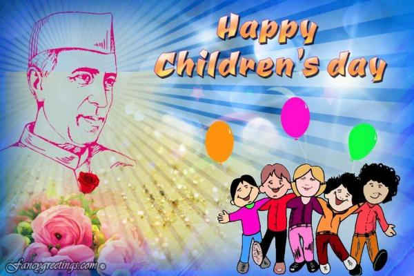 Children's Day Speech