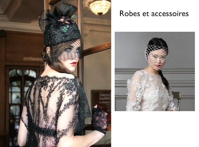 Fanny liautard colection robes de mariée , robe de soirée sur mesure Paris