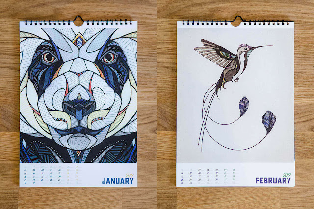 Andreas Preis Calendario 2017
