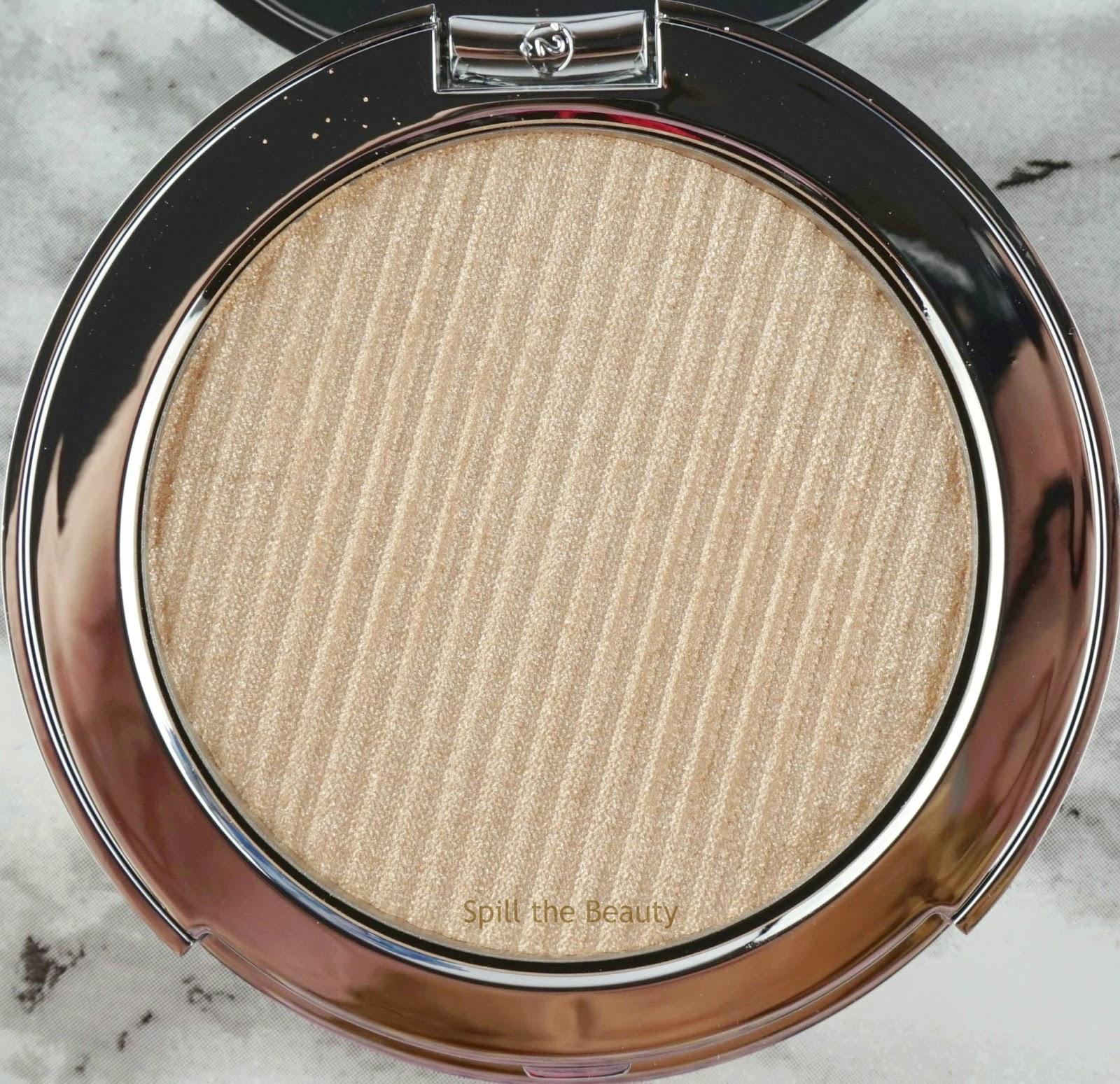 estee lauder Estée Edit Flash Illuminator Fluid Powder Heat 01 review comparison swatches
