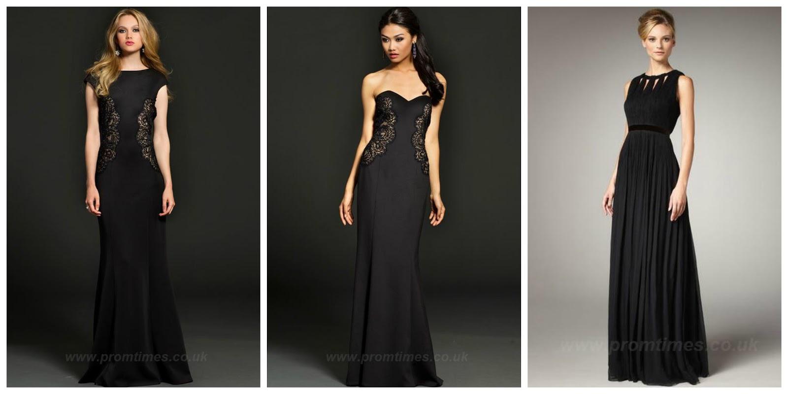 buy popular f0908 2f75f Da Vestiti Eleganti » Neri Lunghi xoQCBrdtsh